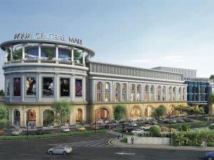 aqua central mall