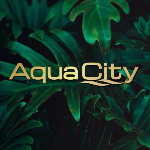 aqua city site