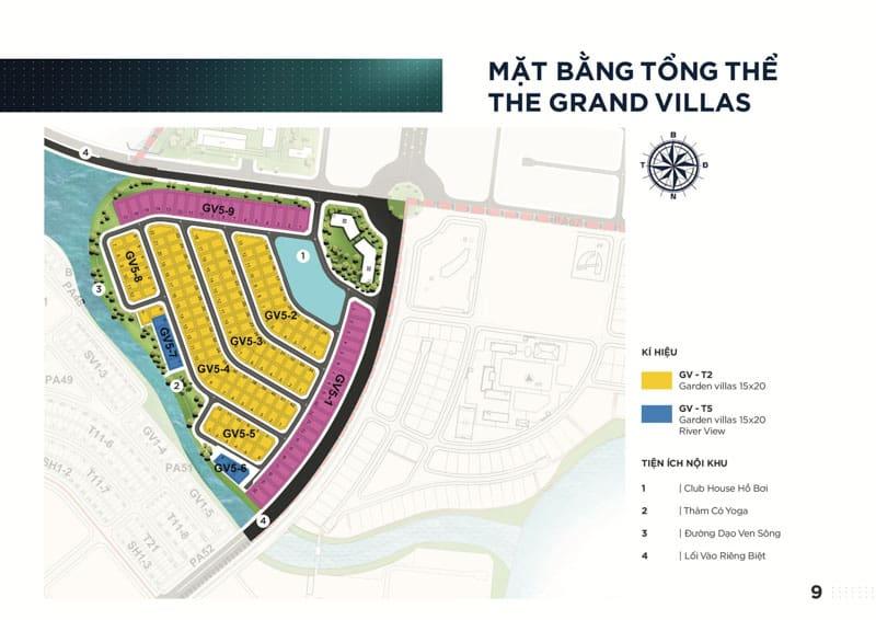 mat bang phan khu the grand villas