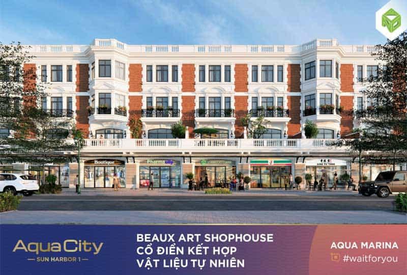 shophouse aqua city sun harbor 1