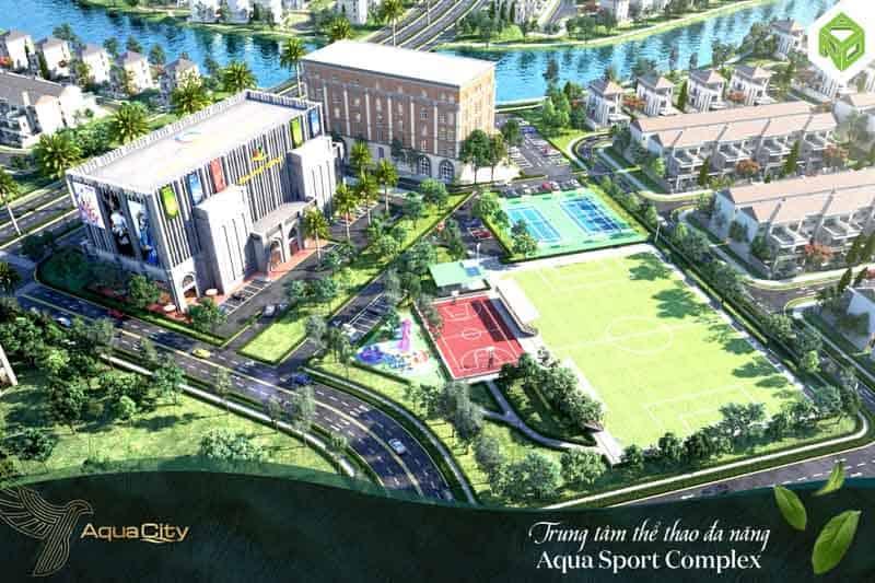 trung tam the thao da nang aqua sport complex