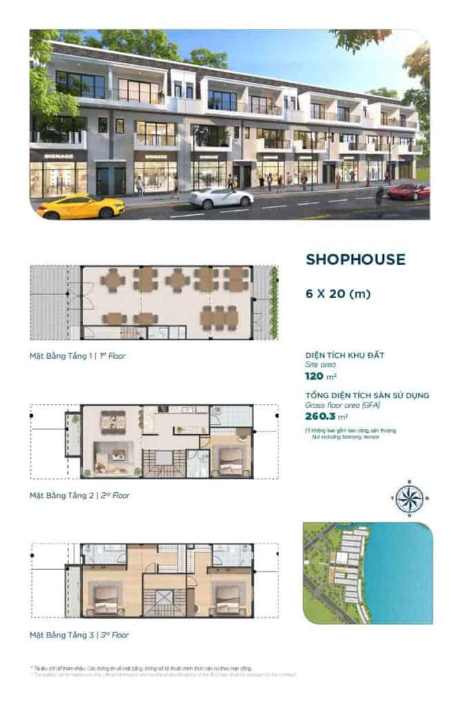 shophouse the elite aqua city